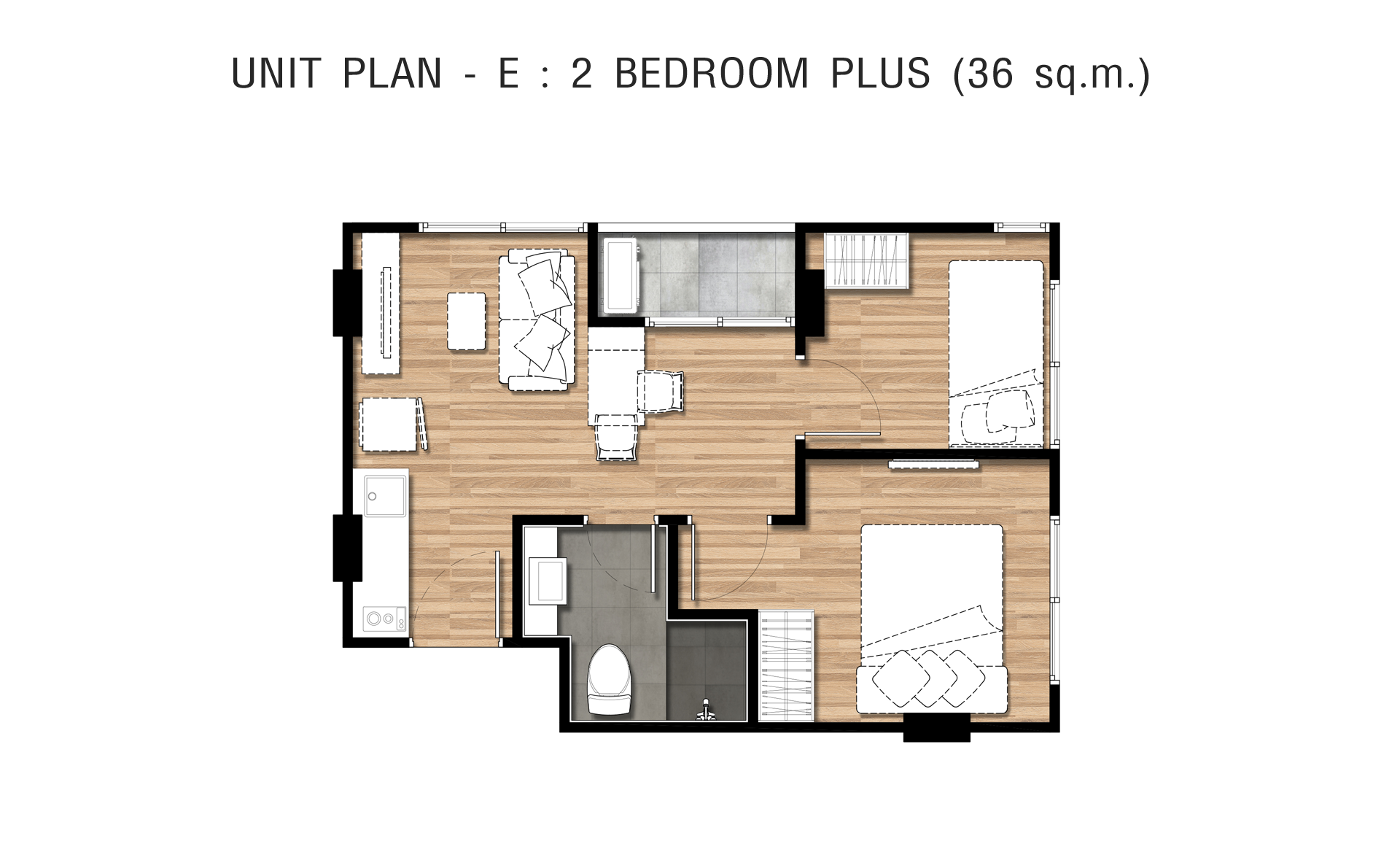 UNIT PLAN - TYPE E