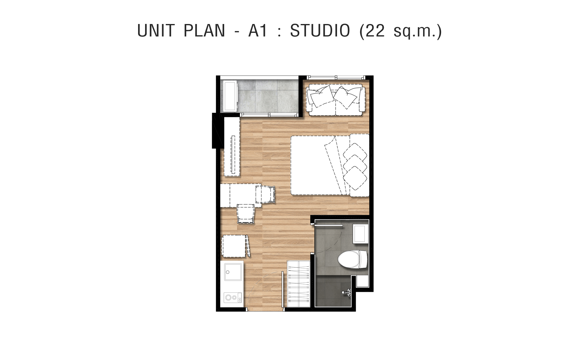 UNIT PLAN - TYPE A1