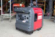 Honda EU3000iS Portable Inverter Generator, 3000 W Four Star Tool Rental