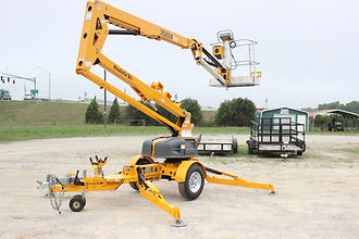 Haulotte Bil Jax 4527a Man Aerial Lift Four Star Tool Rental