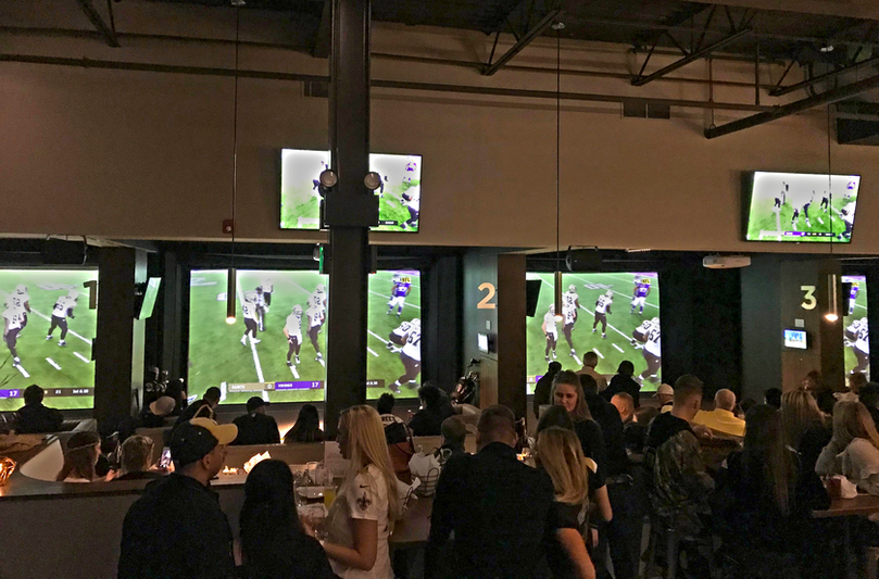 SPORTS VIEWING