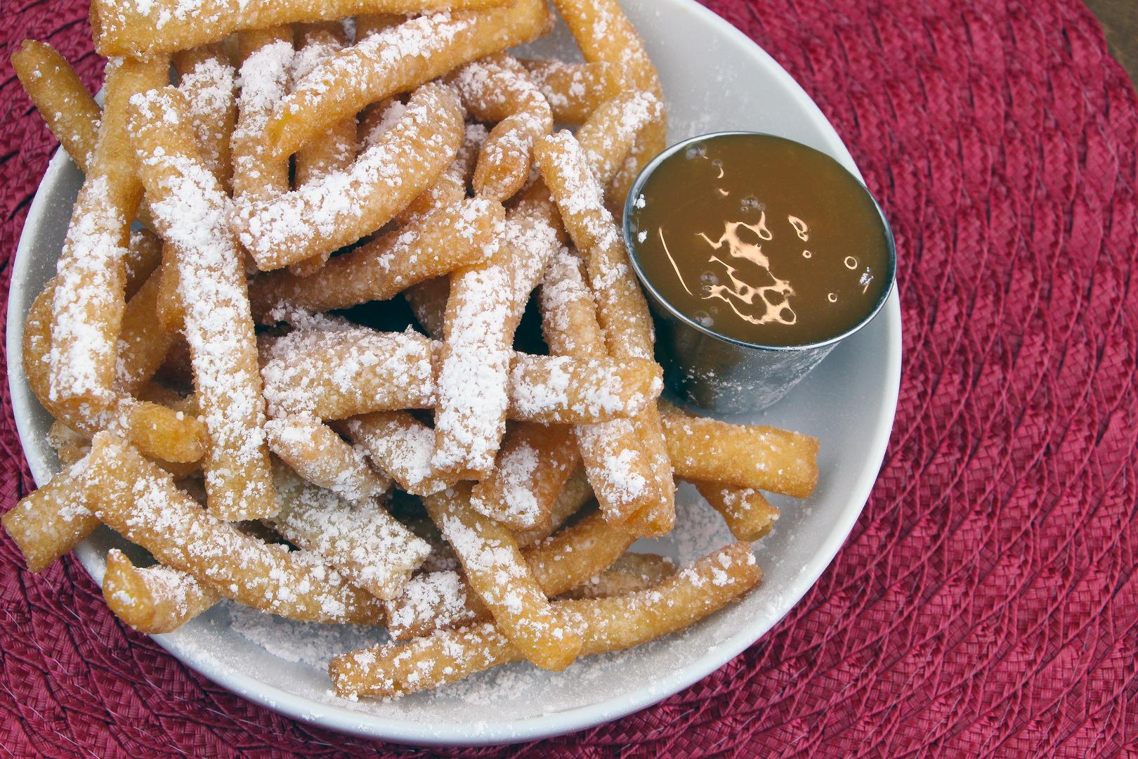 Beignet Fries