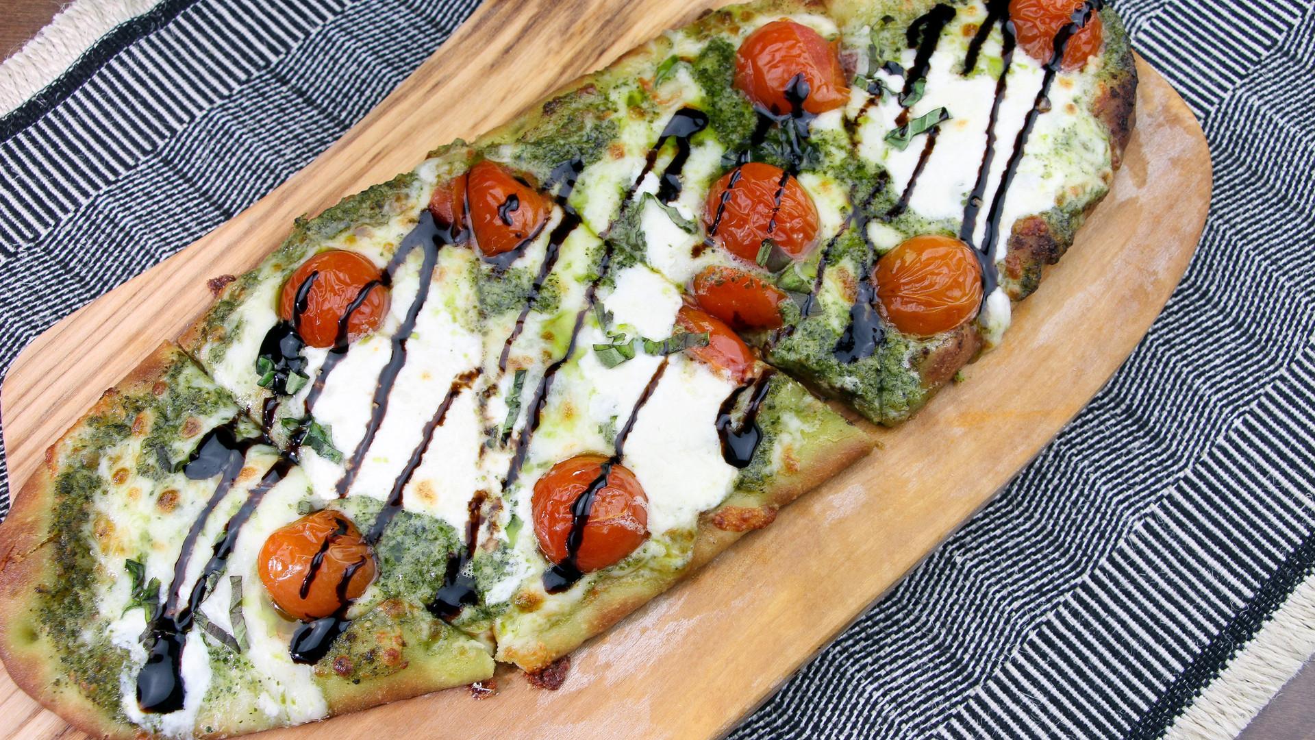 Burrata Pesto