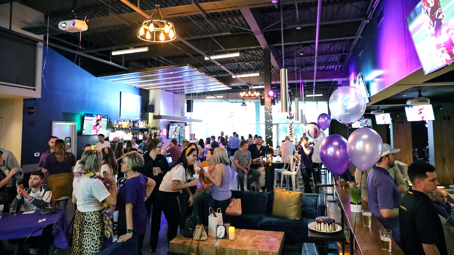 Loft18 Metairie party