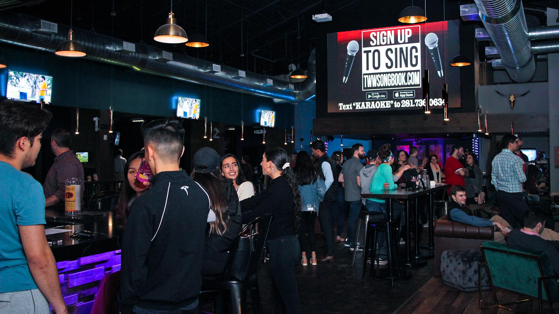 Loft18 Houston Karaoke