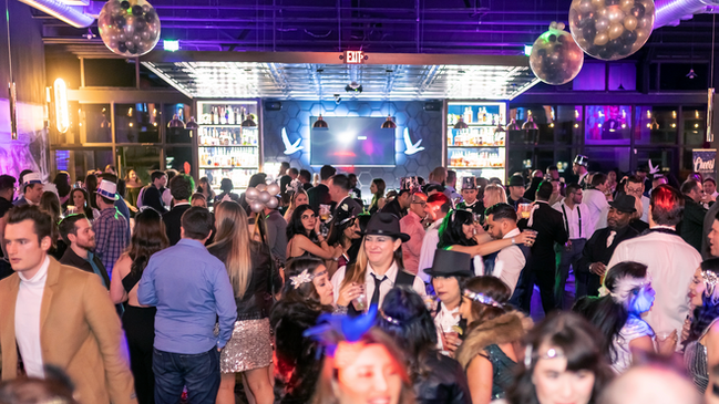 Loft18 Houston Events #NYE