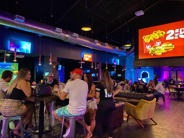 Loft18 Houston Lounge