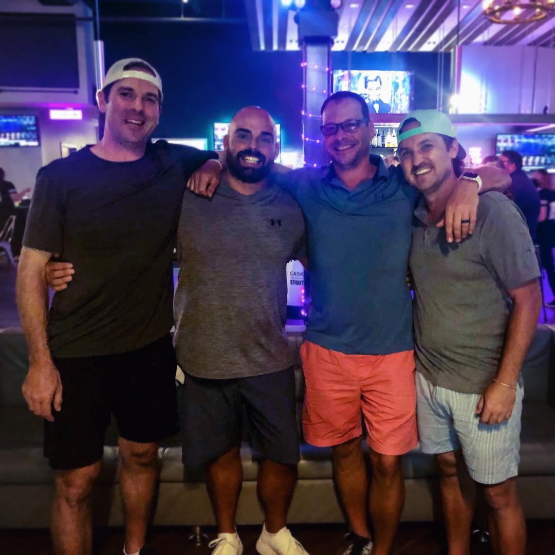 """Razzoo Patio & Bar"" - Season 8 Champs!"
