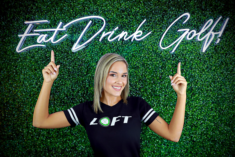 Loft18 Eat Drink Golf
