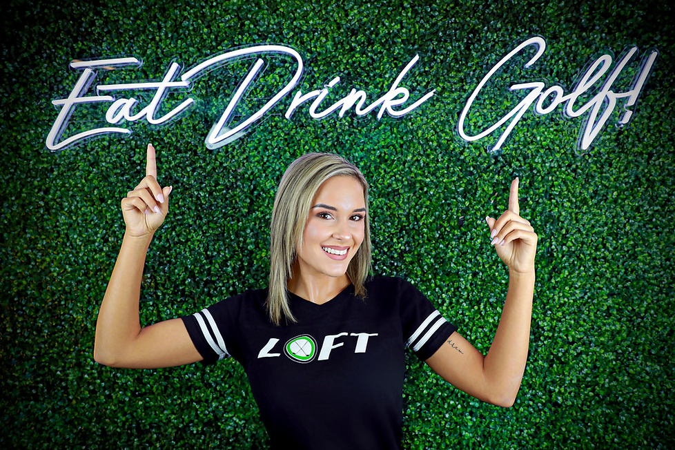 Loft18 Eat Drink Golf