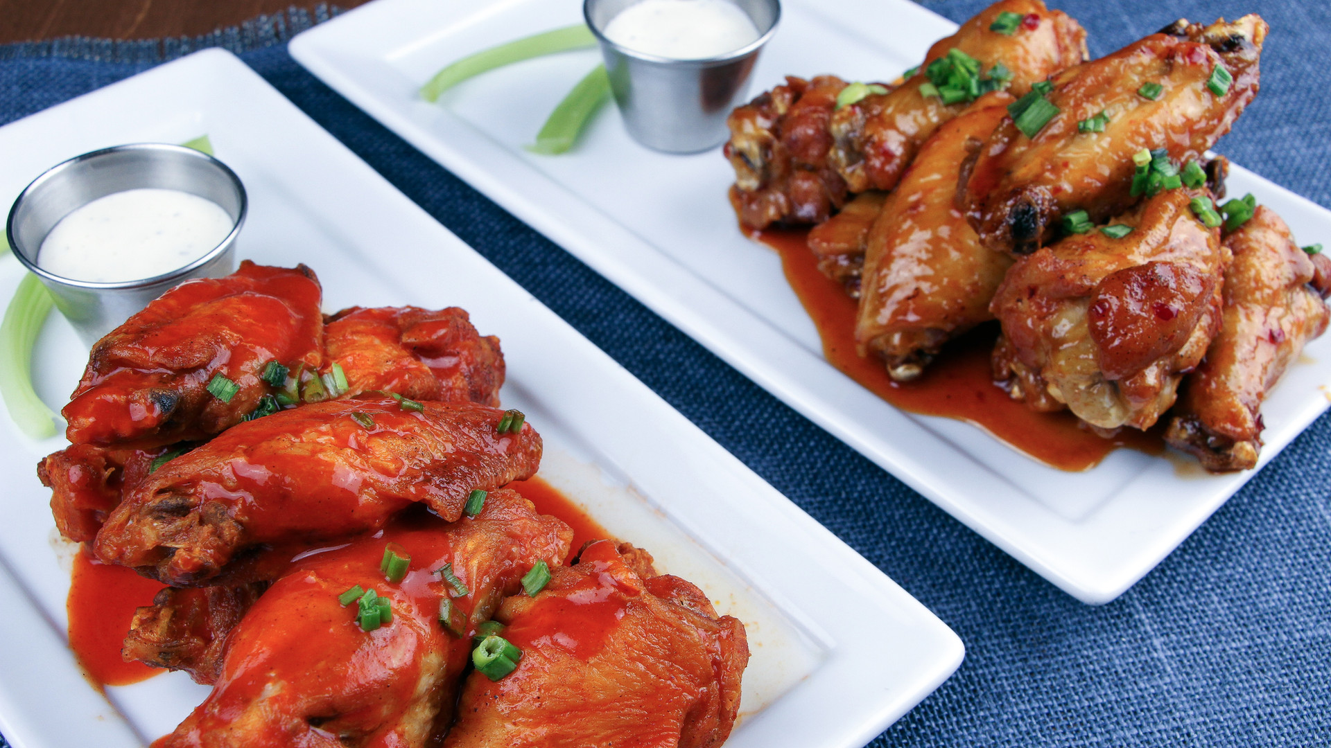 Chicken Wings (7 Flavors)