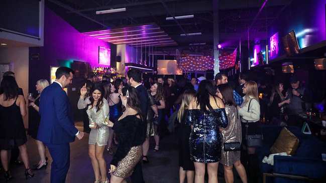 Loft18 Metairie New Years Eve party