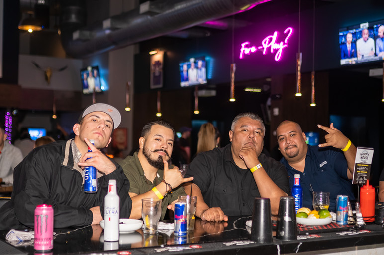 Loft18 Houston UFC Event