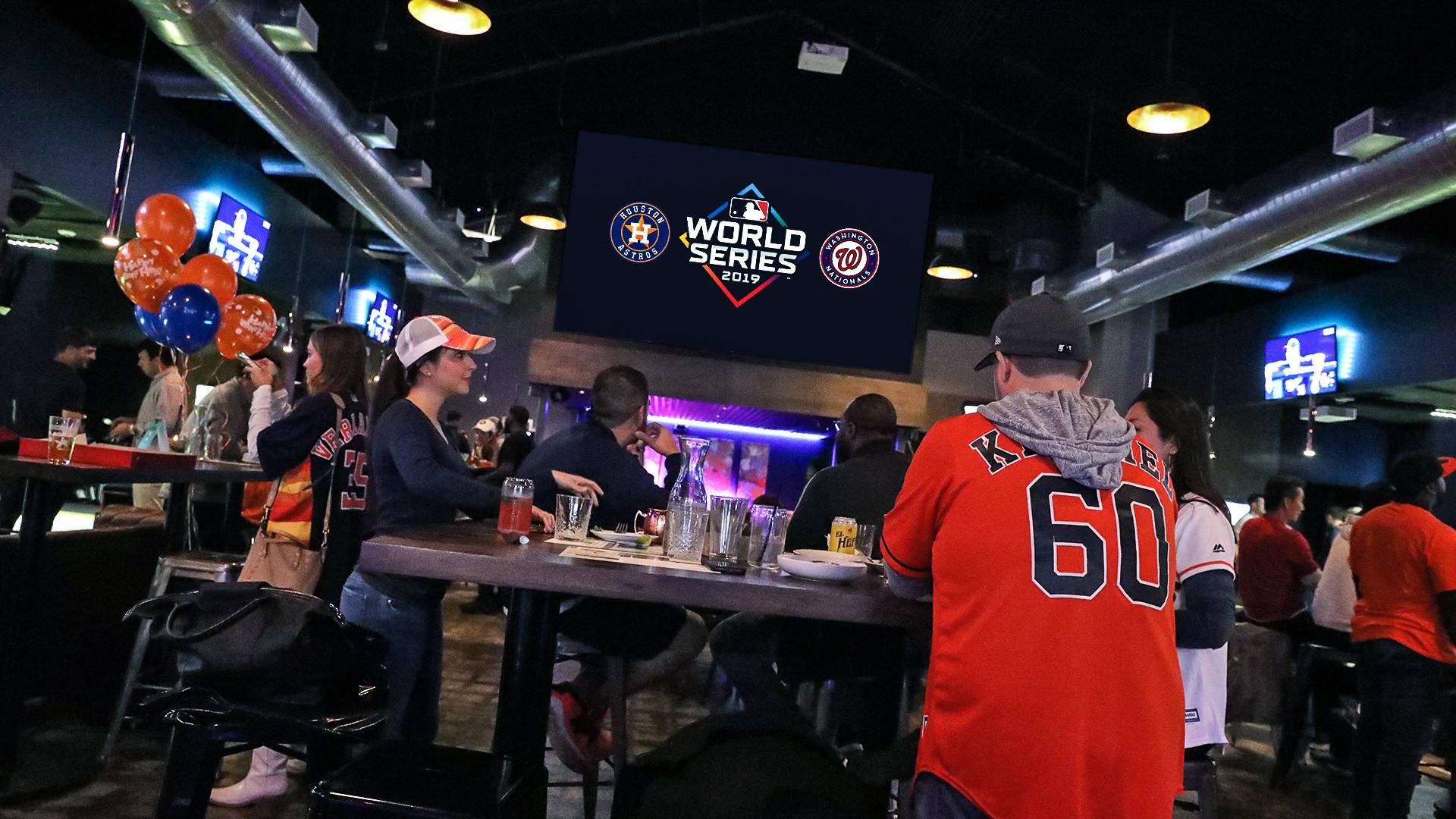Loft18 Houston Astros Game