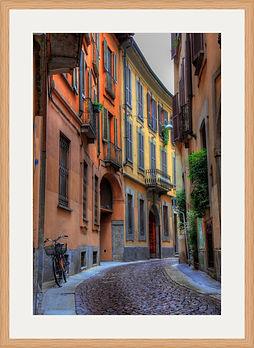Alley in Mila