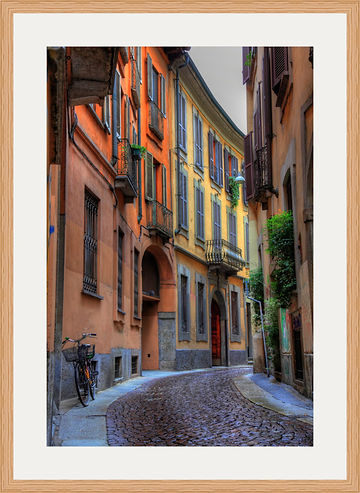Alley in Milan