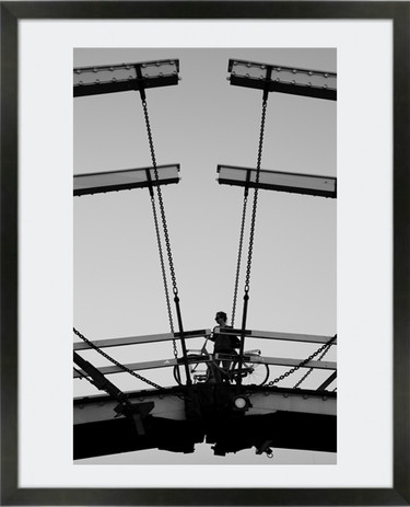 Skinny (Magere) Bridge Amsterdam