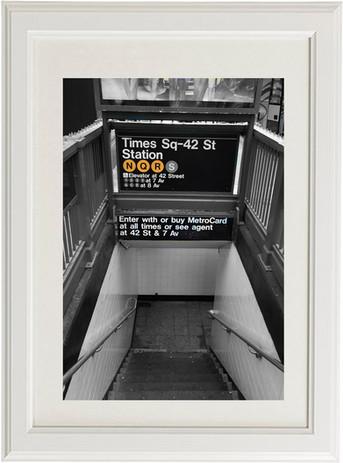 Subway Times Square