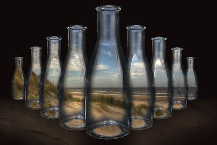 Beach in Bottles
