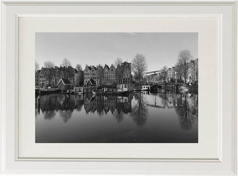 Bickers Eiland Zandhoek Amsterdam
