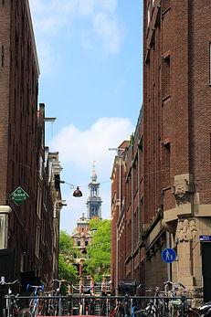 Singel en Westerkerk