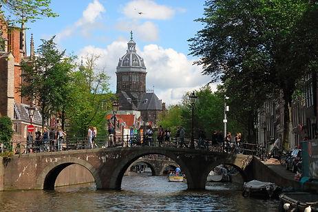 St. Nicolaaskerk/Oudezijds Voorburgwal