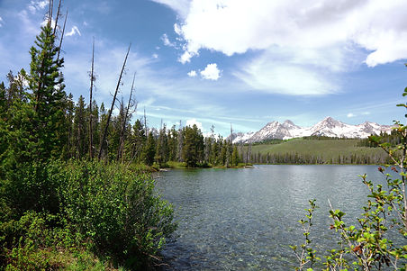 Redfish Lake Sawtooth National Forest
