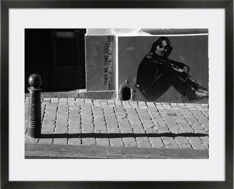 John Lennon in Brussels