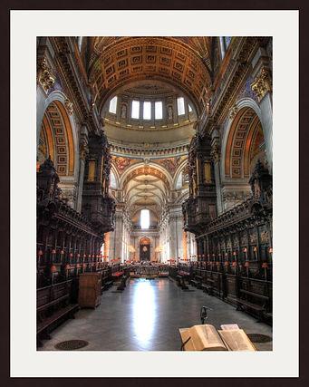 St.Paul's London Interior