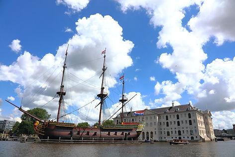 VOC-Amsterdam and Maritime Museum