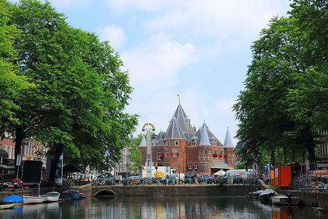 De Waag Kloveniersburgwal Amsterdam