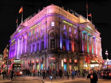 Picadilly Circus London