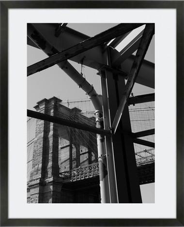 Below Brooklyn Bridge