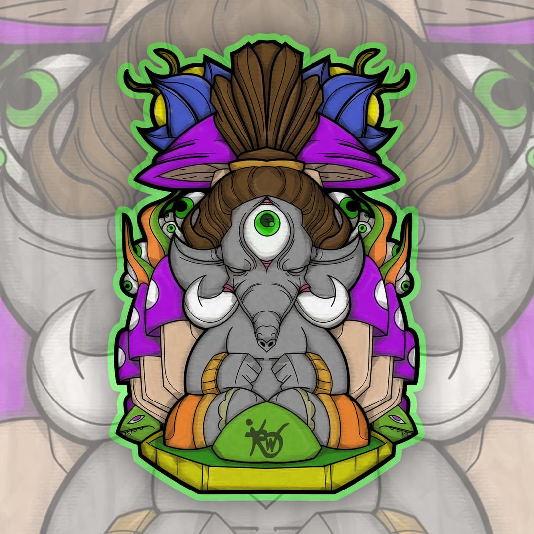 mushroom god
