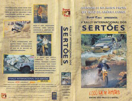 1997. V RALLY INTERNACIONAL DOS SERTOES.