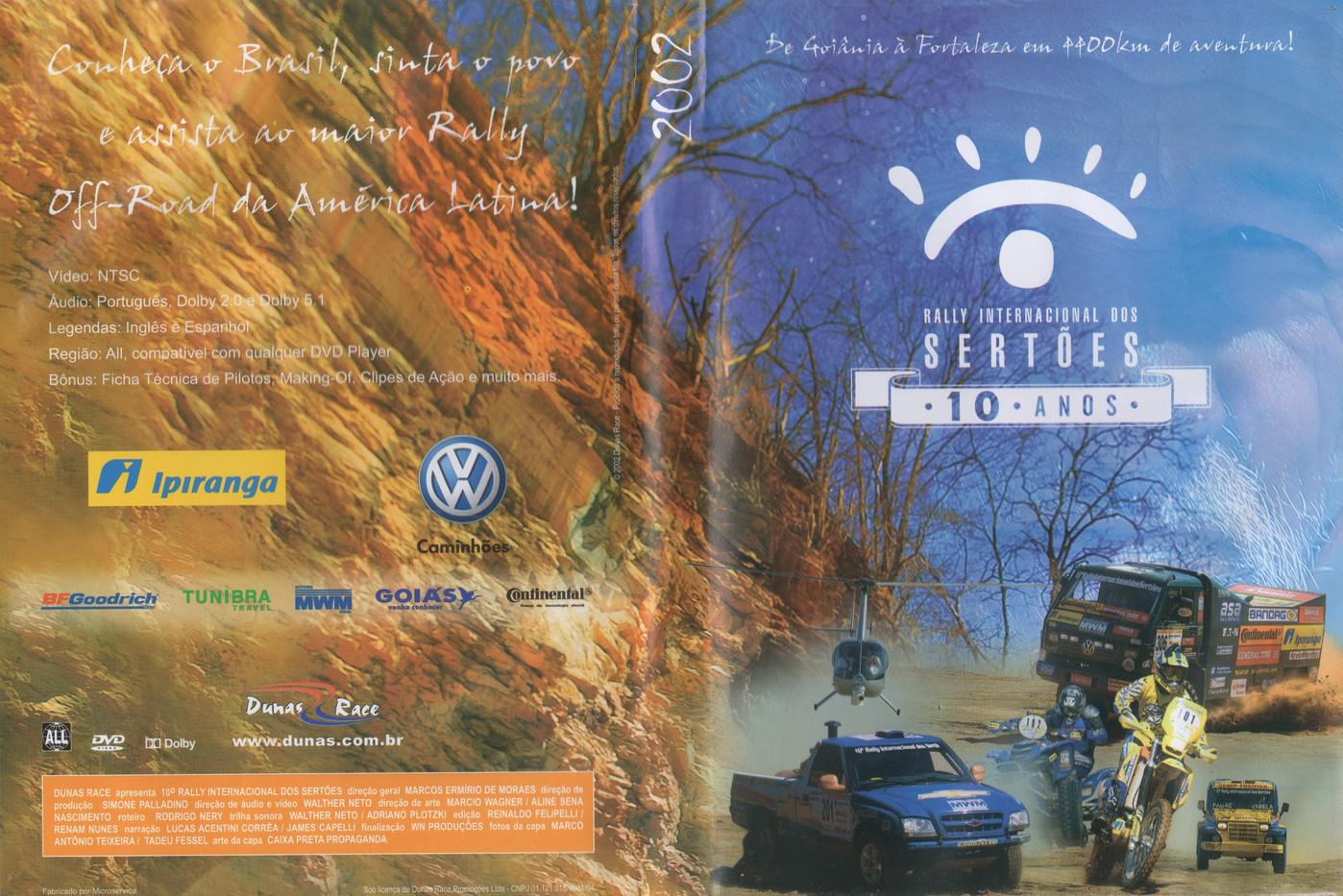 2002. Rally internacional dos sertões.10