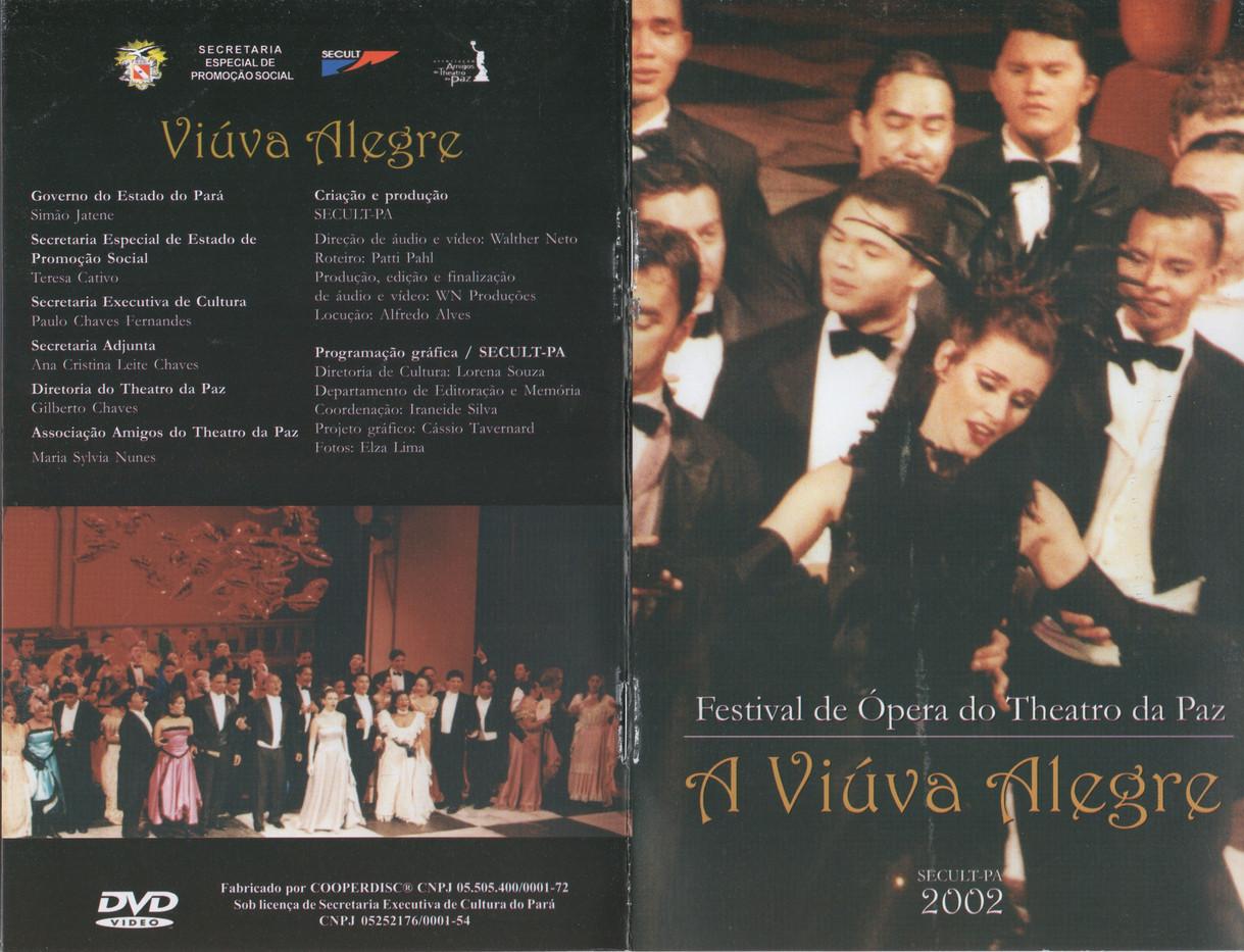 2002. Festival de ópera do theatro da pa