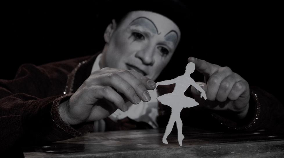 Sonhos A Bailarina