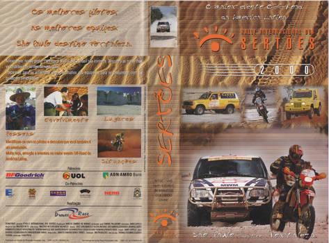 2000. RALLY INTERNACIONAL DOS SERTOES .j