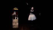 Sonhos A Corda Bamba e a Bailarina