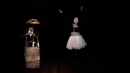 Sonhos a Bailarina e a Corda Bamba