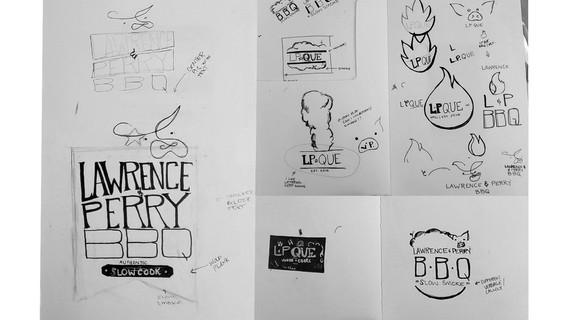 LPQue Preliminary Sketches