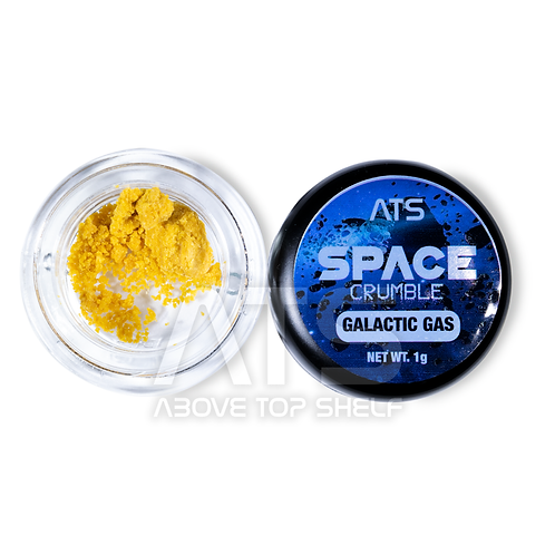 ATS Galactic Gas Space Crumble