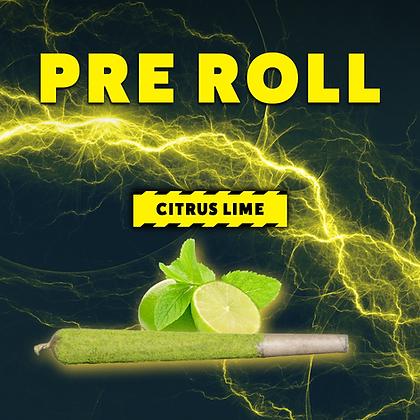 High Voltage Citrus Lime
