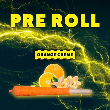 High Voltage Orange Creme
