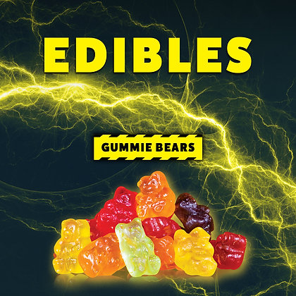 High Voltage Gummie Bears