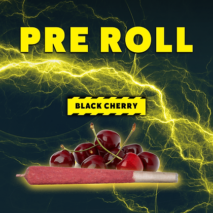 High Voltage Black Cherry