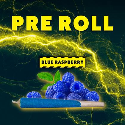 High Voltage Blue Raspberry