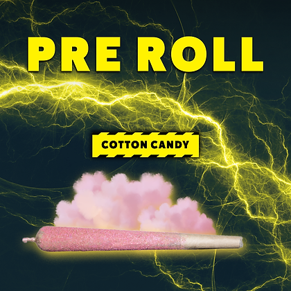 High Voltage Cotton Candy