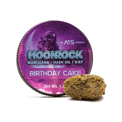 ATS Birthday Cake MoonRocks